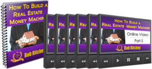 How-to-Build-a-Real-Estate-Money-Machine-Video-Course