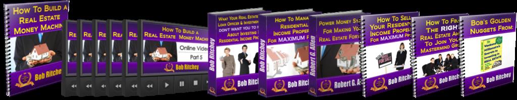 Real Estate Money Machine Course Bundle 2